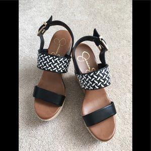 New Jessica Simpson Wedge Sandals